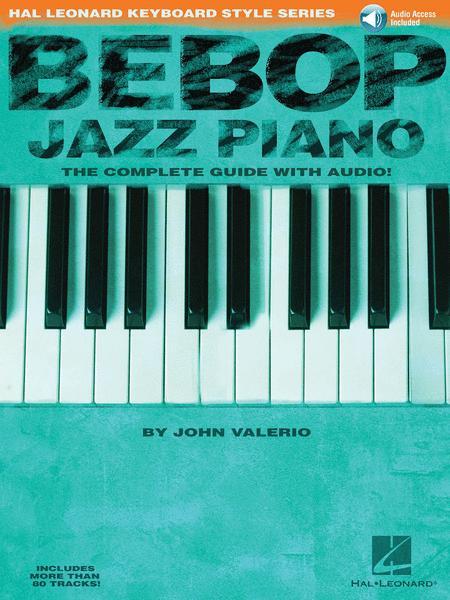 Bebop Jazz Piano