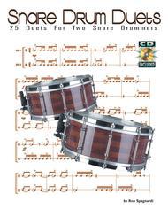 Snare Drum Duets