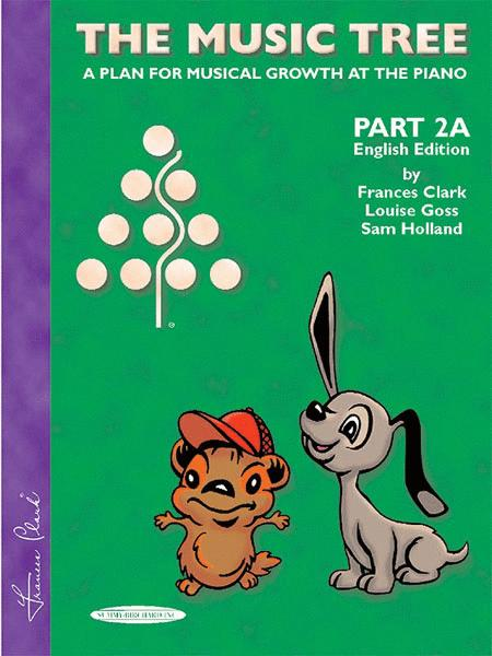 The Music Tree - Part 2A (Student's Book) - English/Australian Edition