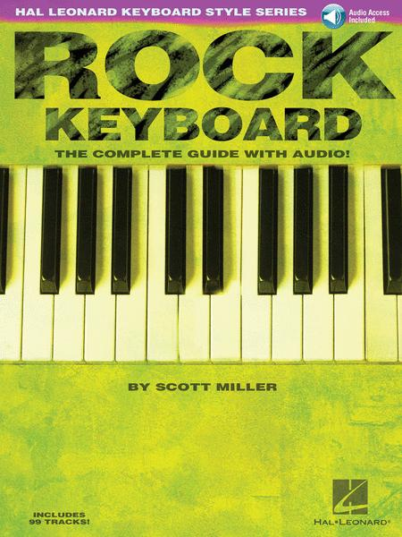 Rock Keyboard - The Complete Guide with Online Audio!