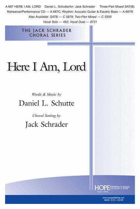 Here I Am, Lord