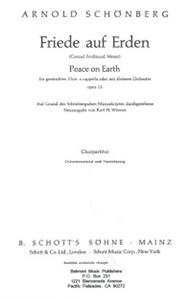 Friede auf Erden, Op. 13 (Peace on Earth)
