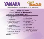 Meredith Willson - The Music Man - Piano Software