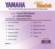 Joni Mitchell - Court and Spark - Piano Software