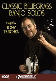 Classic Bluegrass Banjo Solos - DVD