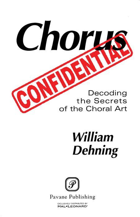 Chorus Confidential