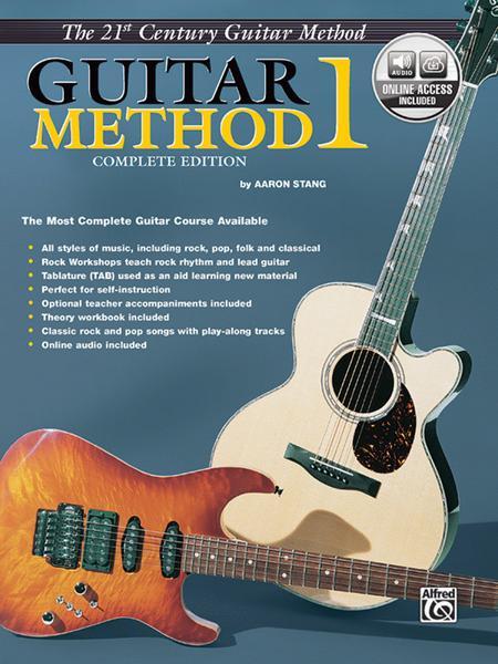 Belwin's 21st Century Guitar Method 1 Complete