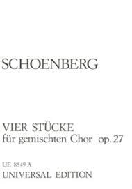 Four Pieces, Op. 27