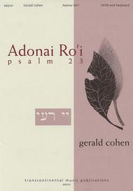 Adonai Ro'i (Psalm 23)