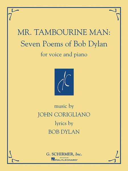 Mr. Tambourine Man: Seven Poems of Bob Dylan