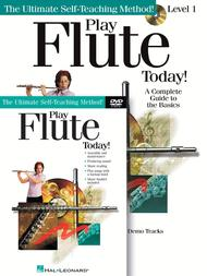 Play Flute Today! Beginner's Pack