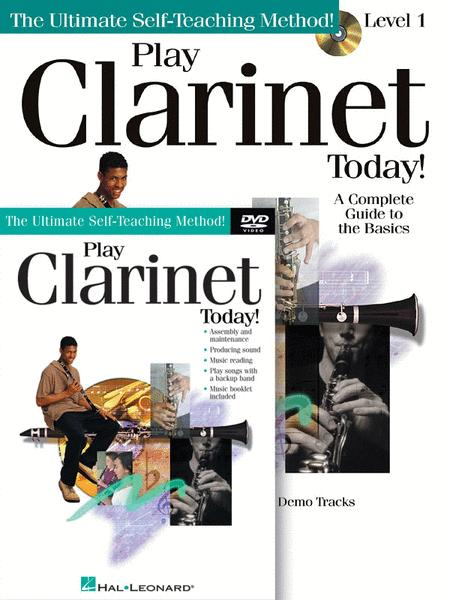Play Clarinet Today! Beginner's Pack