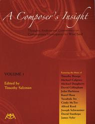 A Composer's Insight, Volume 1