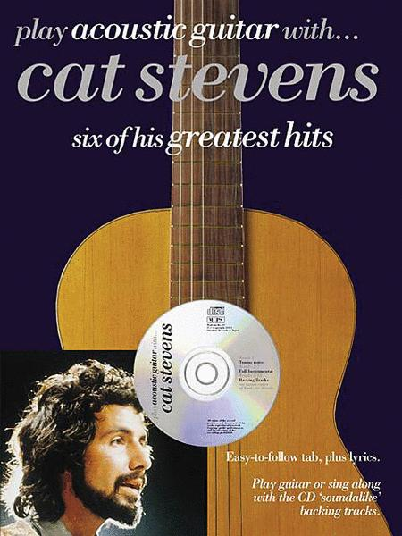 Play Acoustic Guitar with...Cat Stevens