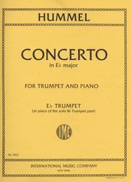 Concerto in Eb Major, S. 49 - Eb Trumpet