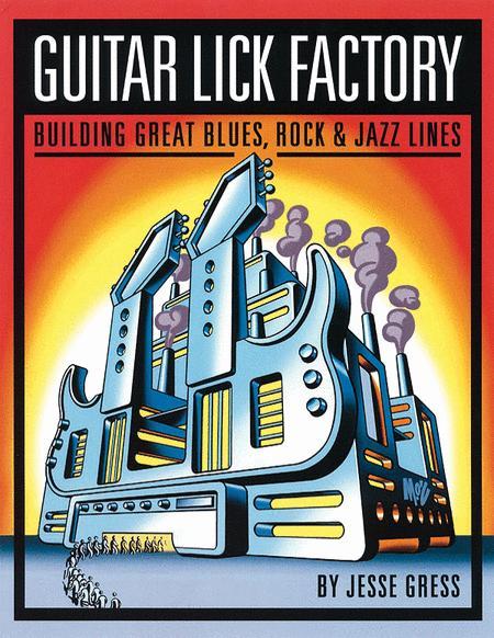Guitar Lick Factory