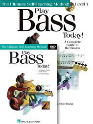 Play Bass Today! Beginner's Pack