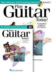 Play Guitar Today! Beginner's Pack