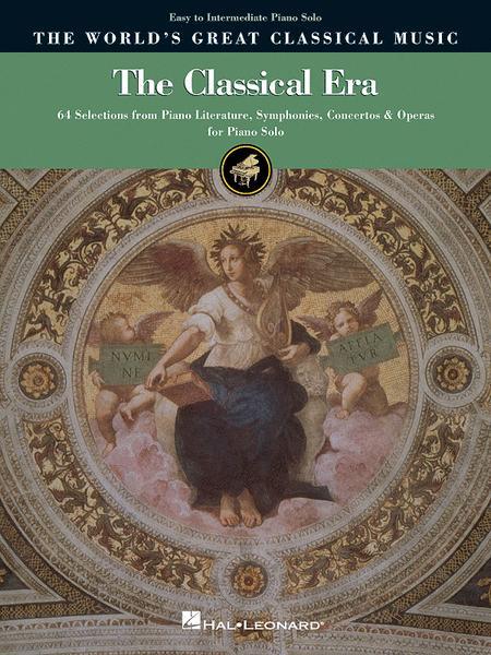 The Classical Era - Easy to Intermediate Piano Solo
