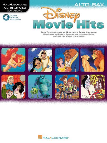 Disney Movie Hits for Alto Sax