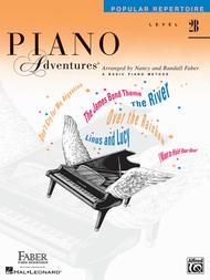 Piano Adventures Level 2B - Popular Repertoire Book