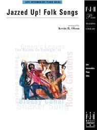Jazzed Up! Folk Songs (NFMC)