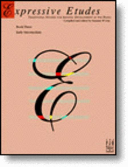 Expressive Etudes, Book Three