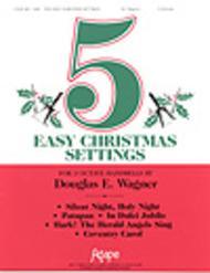 Five Easy Christmas Settings