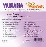 Kathleen Battle - Grace - Piano Software