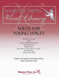 Solos for Young Voices - Book/CD