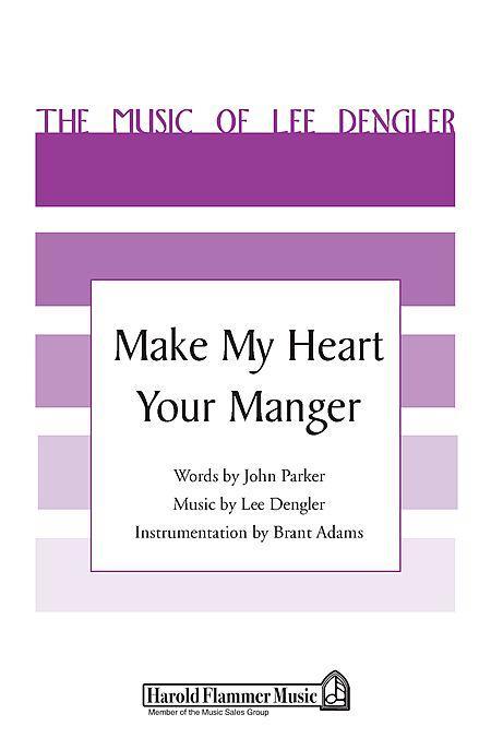 Make My Heart Your Manger