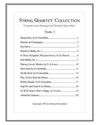 String Quartet Collection