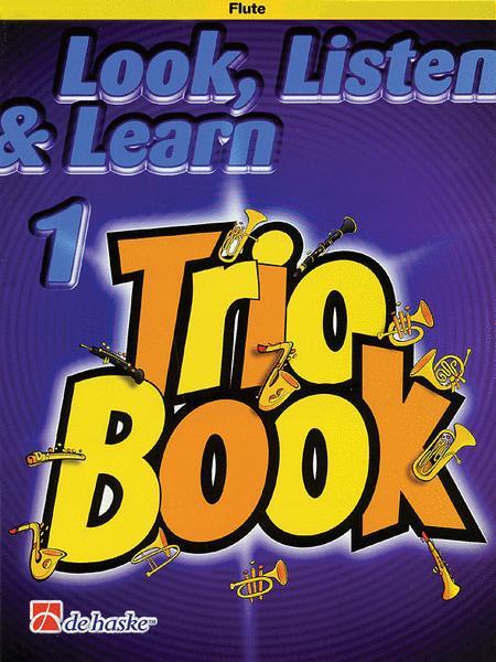 Look, Listen & Learn 1 - Trio Book