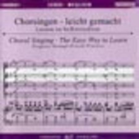 Requiem - Choral Singing CD (Alto)