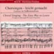 St. Matthew Passion - Choral Singing CD (Soprano)