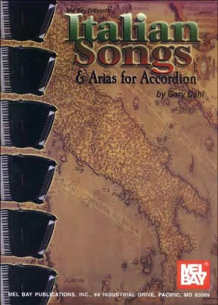 Italian Songs & Arias for Accordion