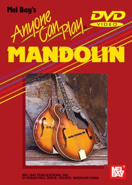 Anyone Can Play Mandolin