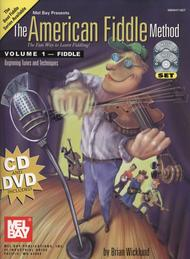 American Fiddle Method Volume 1