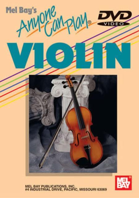 Anyone Can Play Violin