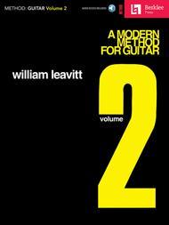 A Modern Method for Guitar - Volume 2