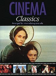 Cinema Classics Arranged For Intermediate Piano Solo