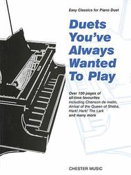 Duets You've Always Wanted to Play