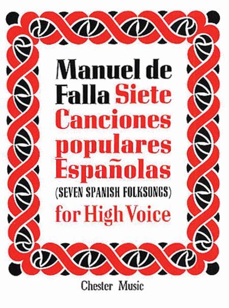 7 Canciones Populares Espanolas