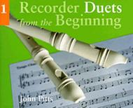 Recorder Duets from the Beginning - Book 1