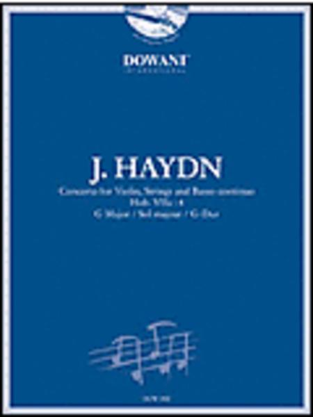Haydn: Concerto for Violin, Strings and Basso Continuo