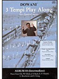 Album Vol. III (Intermediate) for Flute and Piano