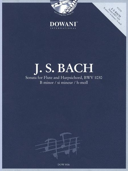 Sonata for Flute and Harpsichord in B minor, BWV 1030