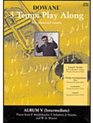 Album Vol. V (Intermediate) for Trumpet in Bb and Piano