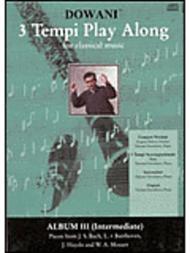 Album Vol. III (Intermediate) for Clarinet in Bb and Piano