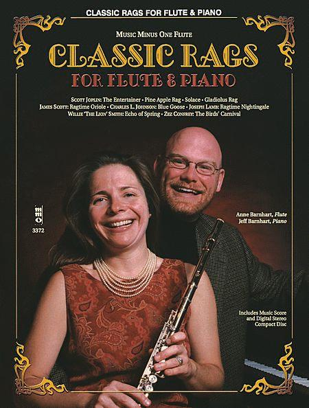 Classic Rags for Flute and Piano